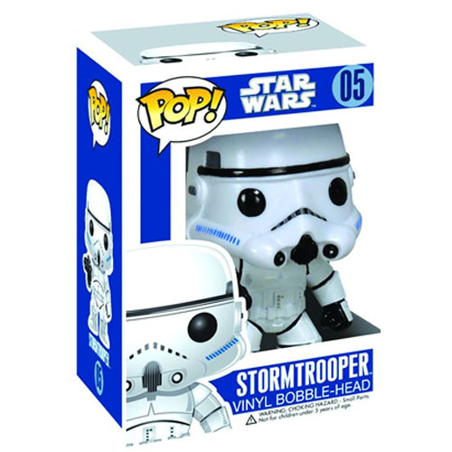 Stormtrooper Imperial - Funko Pop Star Wars 4