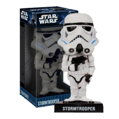 Stormtrooper Imperial - Bobble Head Star Wars - Funko Wacky Wobbler 3