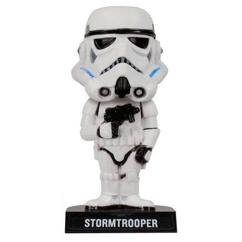 Stormtrooper Imperial - Bobble Head Star Wars - Funko Wacky Wobbler 2