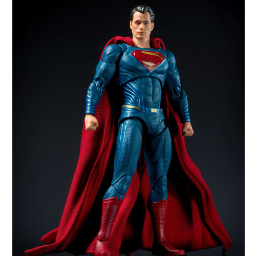 Super-Homem - Action Figure Batman vs Superman - DC Collectibles 3
