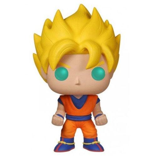 Goku Super Saiyan - Funko Pop Dragon Ball Z 2