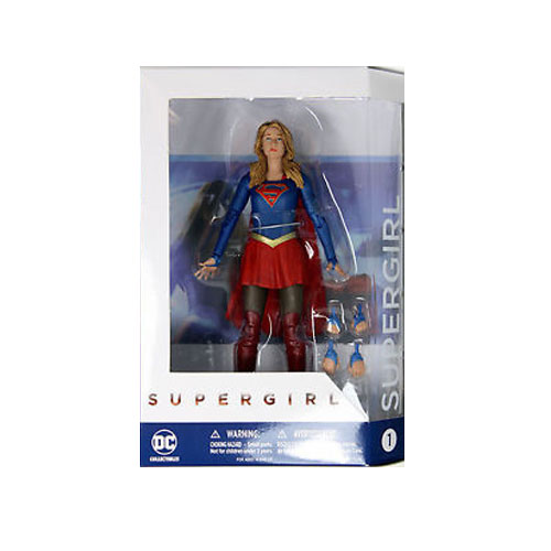 Supergirl - Action Figure Supergirl - DC Collectibles 3