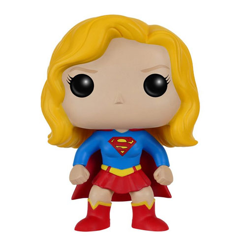 Supergirl - Funko Pop DC Comics Super Heroes 2