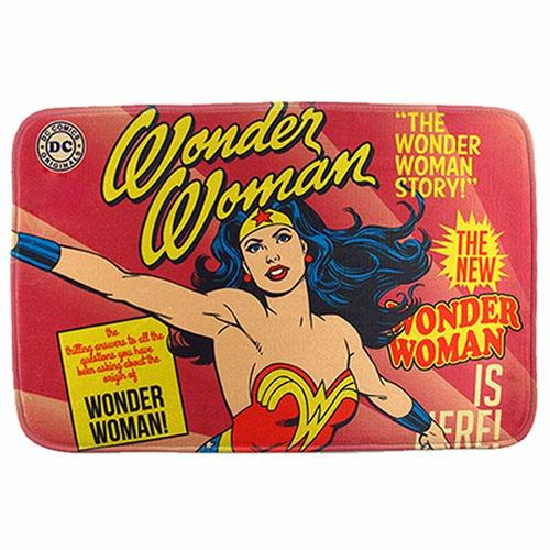 Tapete de Banheiro - Mulher-Maravilha / Wonder Woman - DC Comics