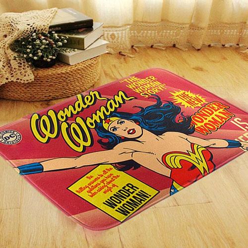 Tapete de Banheiro - Mulher-Maravilha / Wonder Woman - DC Comics 3