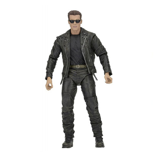 Terminator T-800 - Action Figure Terminator 2 3D / Exterminador do Futuro - NECA 2