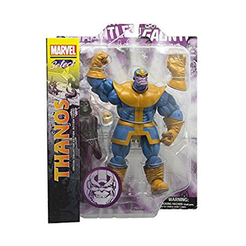 Thanos - Action Figure Marvel Select Avengers 5