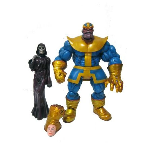 Thanos - Action Figure Marvel Select Avengers 4