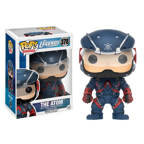 The Atom / Elektron - Funko Pop Legends of Tomorrow DC Comics