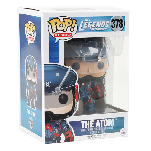 The Atom / Elektron - Funko Pop Legends of Tomorrow DC Comics 3