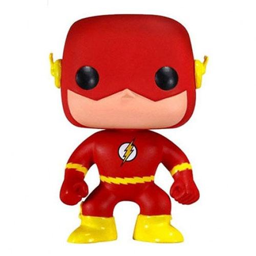 The Flash - Funko Pop DC Comics Super Heroes 2
