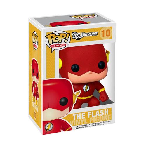 The Flash - Funko Pop DC Comics Super Heroes 3