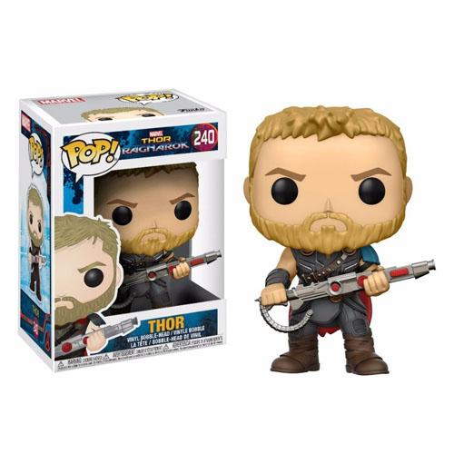 Thor - Funko Pop Thor Ragnarok Marvel