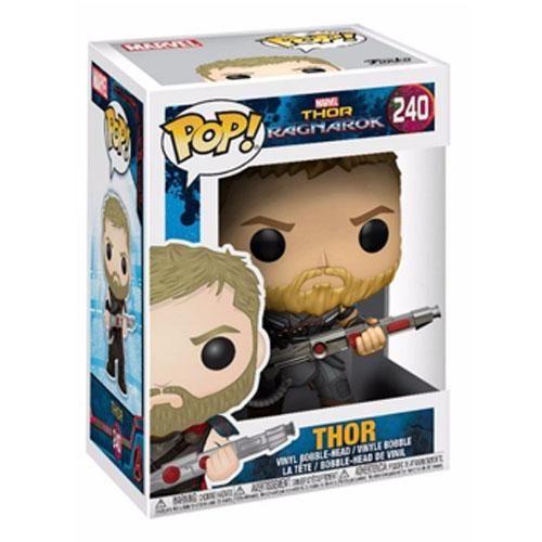 Thor - Funko Pop Thor Ragnarok Marvel 3
