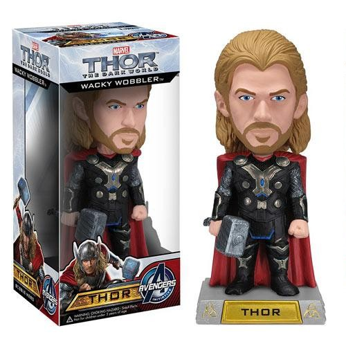 Thor - Avengers Bobblehead - Funko Wacky Wobbler Thor: The Dark World