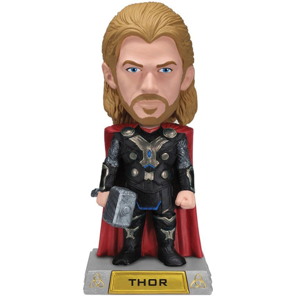 Thor - Avengers Bobblehead - Funko Wacky Wobbler Thor: The Dark World 2