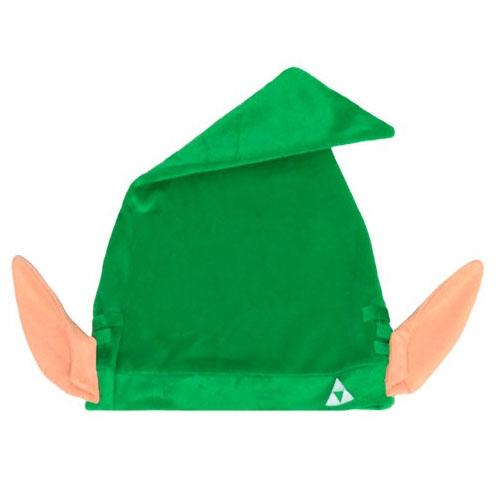 Touca Elfo com Orelhas - Meu Nome Não é Zelda