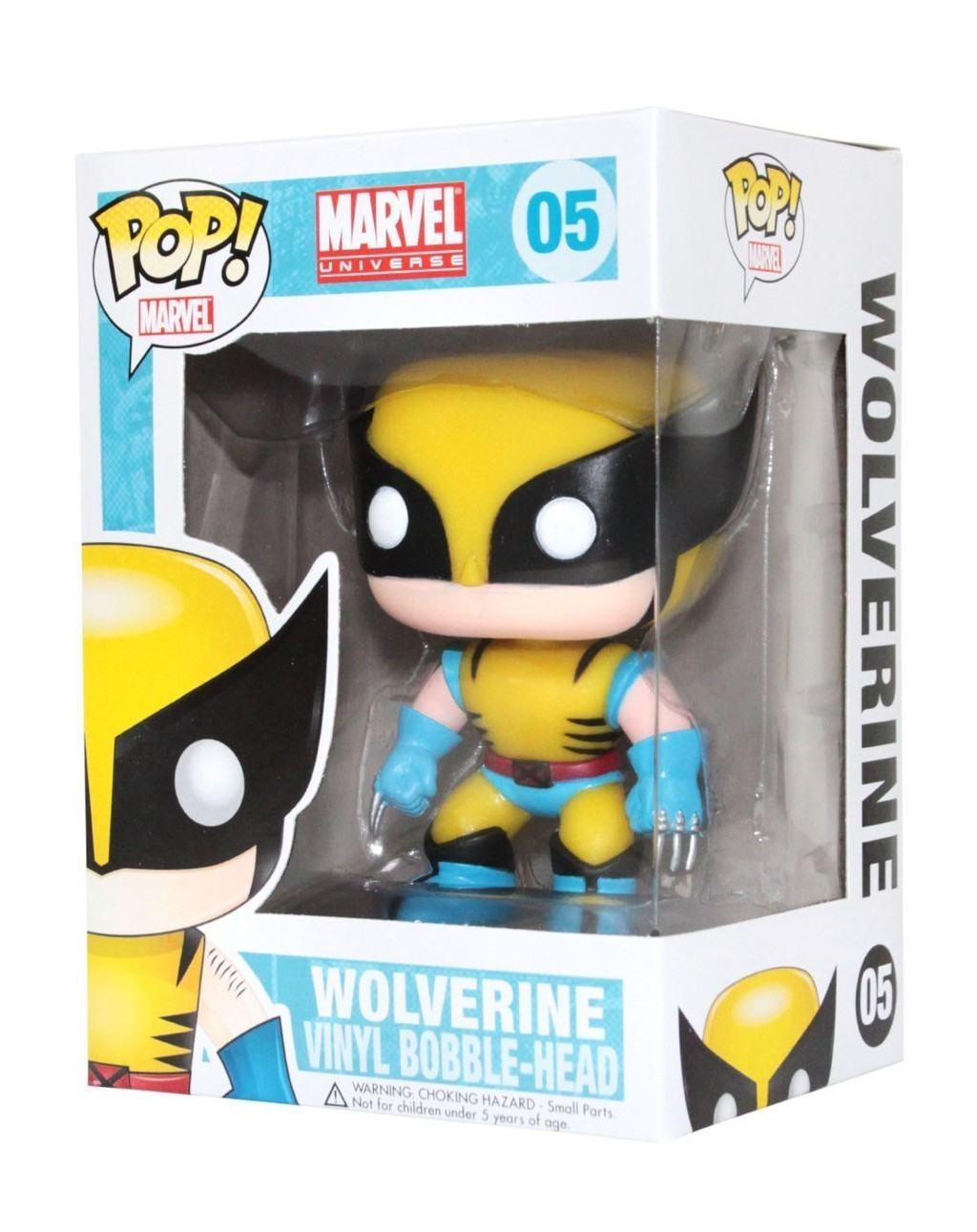 Wolverine -  Funko Pop Marvel Universe X-Men 3
