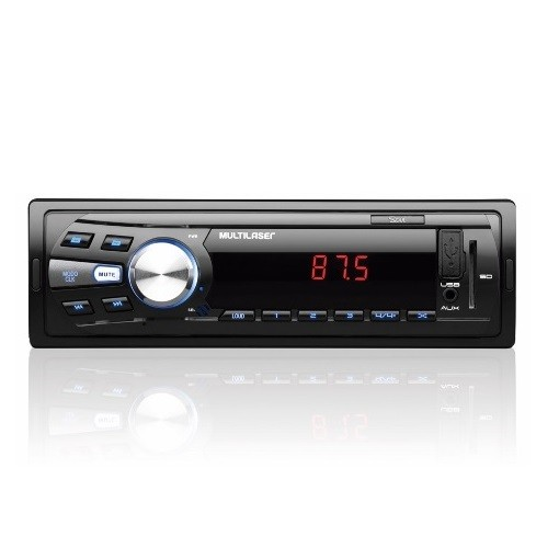 SOM AUTOMOTIVO MULTILASER (RÁDIO) - P3294