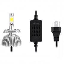 Imagem - LAMPADA SUPER LED H7 6200K - AU826 - 24572