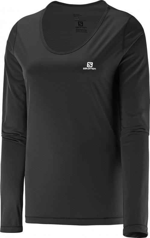 Camiseta Salomon Comet ML feminino