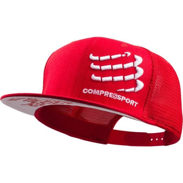 Boné Compressport Trucker Cap