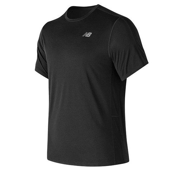 Camiseta New Balance Accelerate Short Sleeve
