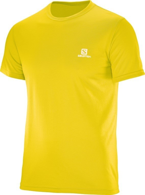 Camiseta Salomon Comet MC masculino