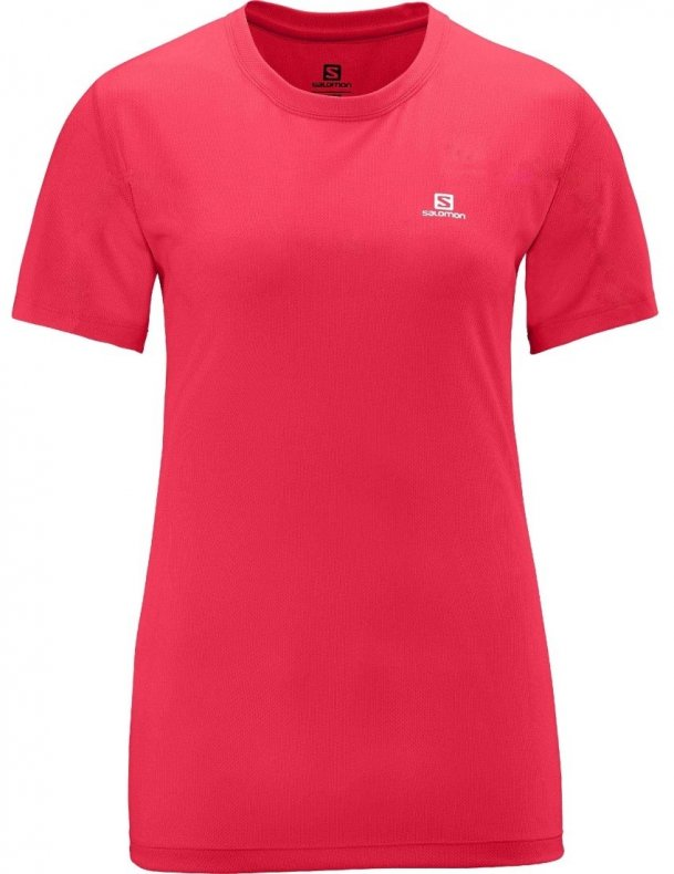 Camiseta Salomon Comet MC feminina