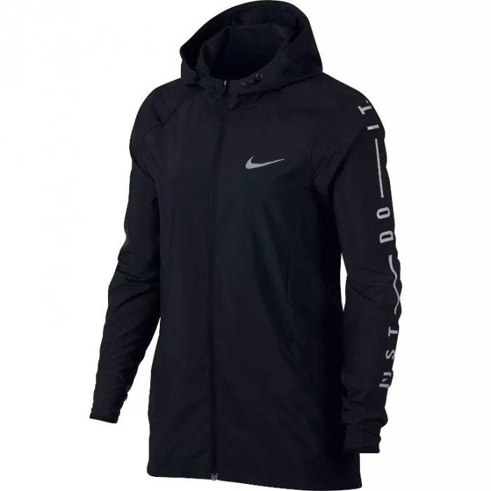a8a6ec2591 Jaqueta corta vento Nike essential feminina 890493 Nike - PRETO ...
