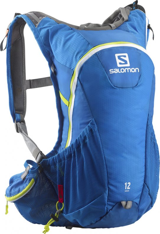 Mochila de hidratação Salomon Agile 12 SET
