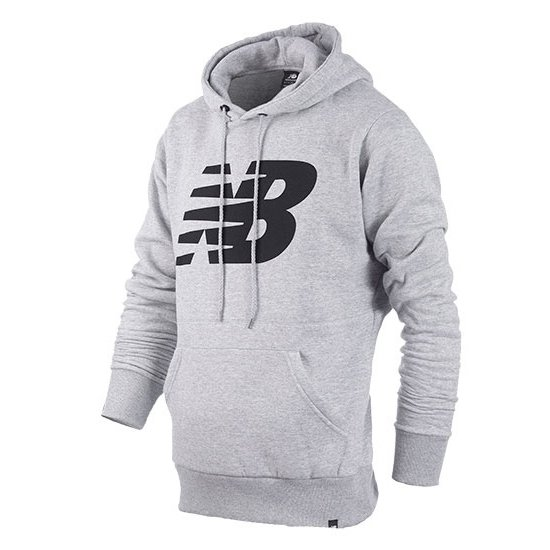 bd3542aa9a121 Moletom New Balance Essentials Pullover Hoodie BMT73529AG New ...