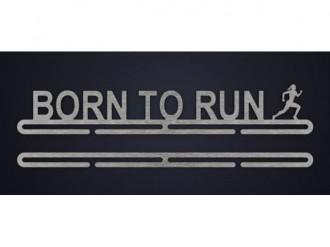 Imagem - Porta Medalhas Win 1002 Born to Run - 200000241002440