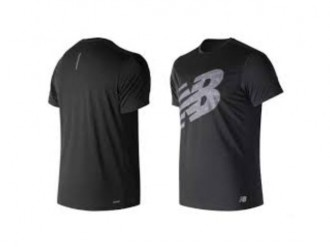 Imagem - Camiseta New Balance Mt83174 - 20MT8317427