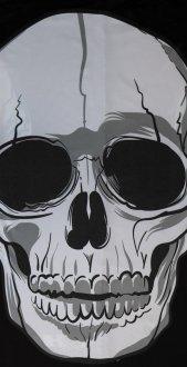Imagem - Bandana Hupi 2250 Skull - 20000052225020000230