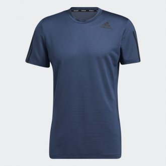 Imagem - Camiseta Adidas Aero Primblue Azul Escuro - 13GQ2161280