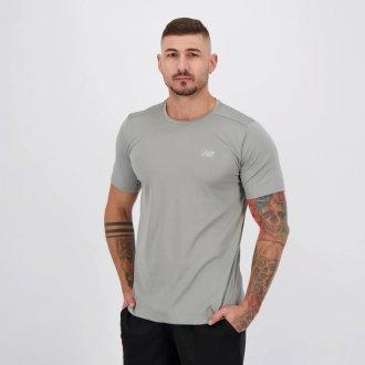 Imagem - Camiseta New Balance Sport Tech Preto (Masc) - 20BMT01012A134