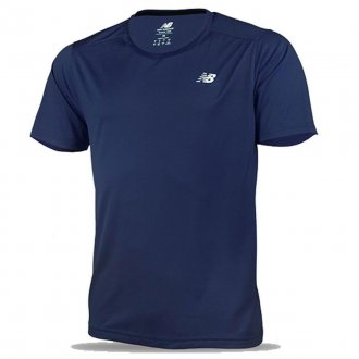 Imagem - Camiseta New Balance Accelerate Branco (Masc) - 20BMT03203ECL5