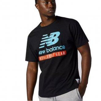 Imagem - Camiseta New Balance Essentials Estampa (Masc) - 20BMT11517BK20000377