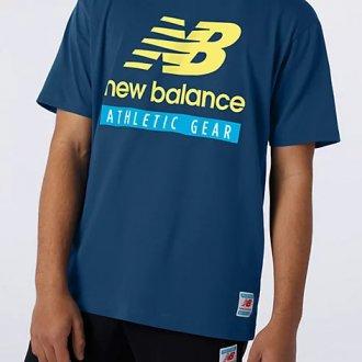Imagem - Camiseta New Balance Bmt11517cnb Essentials - 20BMT11517CNB5