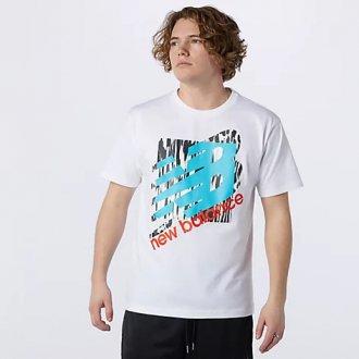 Imagem - Camiseta New Balance Bmt11552wt Oversized - 20BMT11552WT20000395