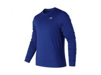 Imagem - Camiseta M/l New Balance Mt73063 - 20MT730635