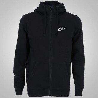 Imagem - Jaqueta Nike Hoodie FZ FLC Club Masculina - 27
