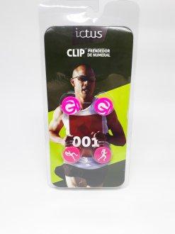 Imagem - Porta número ICTUS clip - 2.5517
