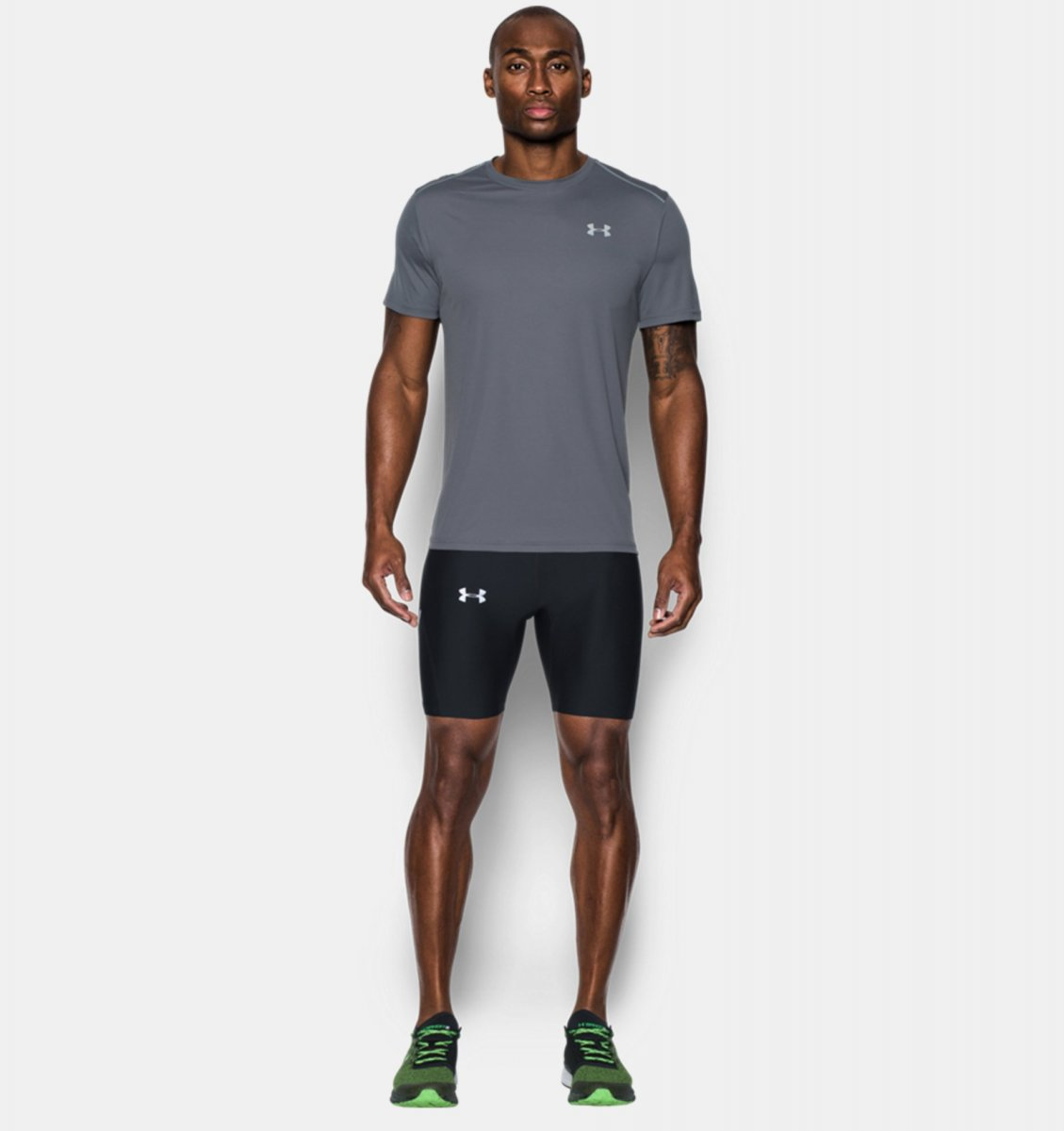 930c8d35312 Bermuda de compressão Under Armour UA Run True 1290264 Under Armour ...