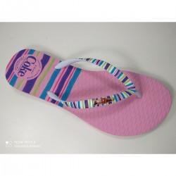 Imagem - Chinelo Coca Cola Shoes Cc3360 Water Color /branc - 252CC3360496