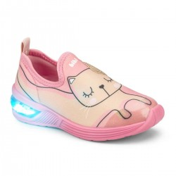 Imagem - Slip on Bibi 1132066 Space Wave 2.0 /cherry - 591132066190