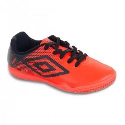 Imagem - Tenis Futsal Inf Umbro 978715 Game /preto - 43978715131