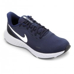 Imagem - Tenis Nike Bq3204 400 Revolution 5 /branco - 81BQ320440017