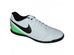 Imagem - Tenis Futsal Nike 819234 103 Tiempox Rio Iii Bco/pto - 81819234 1032